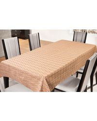 Freely Cotton Table Cover For 4 Seaters, multicolor