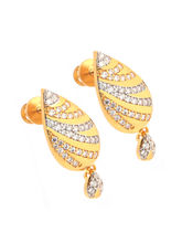 Asure Jewel Ashru Gold Drop Earring