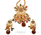 Bhumi Necklace Set