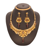 Vendee fashion Exclusive Design Necklace Set– 7542