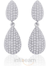 Peora Sterling Silver Earring With Pe149