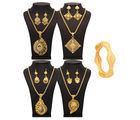 Vendee Fashion Gold Designer Combo