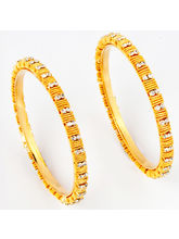 Ghasitaram Gifts Gold And Diamond Bangles