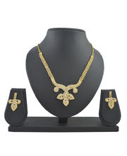 Aakshi Fusion Diya 3-piece Jewellery Set