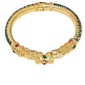Ratnakar Gold Plated Kada