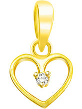 Delicate Heart Shaped Pendant