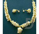 Fantasy Pearl Necklace Set