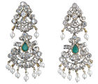 Gunj Diamond Earrings