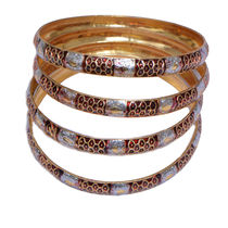 Ratnakar Meena 4 Set of Bangle set, 24