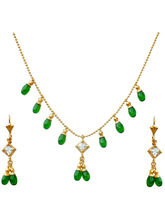 Gifts World Harnisha Chain Necklace Set
