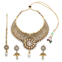 Simaya brings Traditional Style Necklace Set (TN 0056)