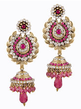 Buyclues Traditional Multicolor Earring Set RCJ300...