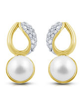 Shriya Elegant Pearl Fashion Earring Set By Shhriy...