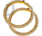 Hyderabadi Style Pearl Bangle