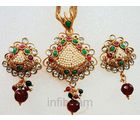Ethnic Necklace Set