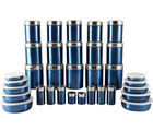 Zain 33 Pcs Storage Set (Blue)