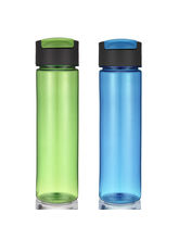 Wonderchef Pure Water Bottles Set Of 2, Blue And G...