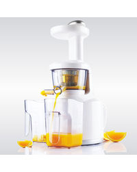 Wonderchef Slow Juicer by Chef Sanjeev Kapoor,  white