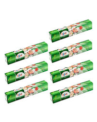 Ezee Cling Film Shrinkwrap 100 Mtr 12 Inches Width Pack Of 7, transparent