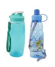 SKI Homeware Kids School Water Bottle Combo 14, multicolor