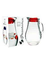Pasabahce Clear Glass 1850 Ml Doro Jug, Actual