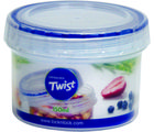 Lock and Lock Twist Container 150Ml LLS111, multicolor
