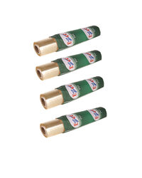 Ezee Cling Film Shrinkwrap 100 Mtr 6 Inches Width Pack of 4, transparent