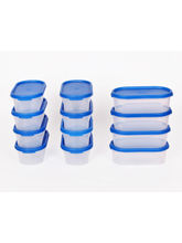 Gluman 12 Pcs Set Of Small Modular Kitchen Storage Container Box - Mod...