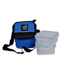 Eagle Home Water Tighty Lunch Bag Vr-400Ml* 2, multicolor