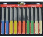 Smart Cook Knives Set Of 10Pc (Multicolor)