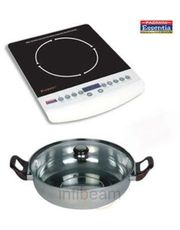 Elegant Induction Cooker with Kadai