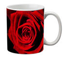 meSleep Rose Mug, black