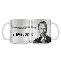 Posterboy Steve jobs quote- wh Mug, multicolor