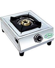 EELLEE Single Burner Stainless Steel Gas Stove ELE-102, Multicolor