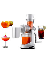 Amiraj Fruit & Vegetable Juicer– 01, multicolor