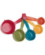 Wonderchef Trudeau Measuring Cups Set/5 Pcs 995888 By Chef Sanjeev Kapoor, Multicolor