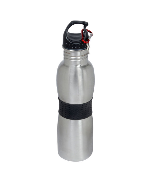 Polo Lifetime Stainless Steel Bottle at Rs 189 Including Shipping from Infibeam