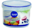 Lock and Lock Twist Container 640Ml LLS131, multicolor