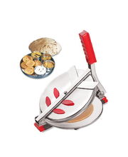 Amiraj Stainless Steel Puri Maker, Multicolor