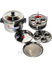 Stainless Steel Multi Cooker & Steamer