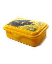 Krrish Monaco Yellow Lunch Box Set, yellow