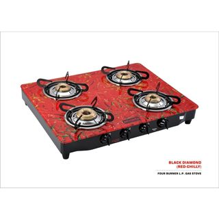 Premium Vetra Chilly Gas Cooktop (4 Burner)