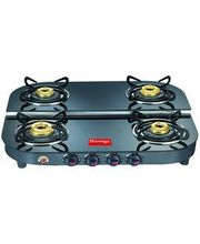 Prestige 4 Burner Glass Top Gas Tables Duplex DGT...
