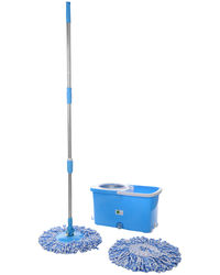 Eco Alpine Appliances Square (Mop with 2 Reffils),  blue