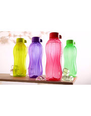 Tupperware-Aquasafe Bottles - Set of 4 - 1 Ltr