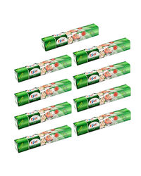 Ezee Cling Film Shrinkwrap 30 Mtr 12 Inches Width Pack Of 9, transparent