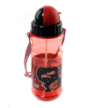 Krrish Red Sipper Bottle, red