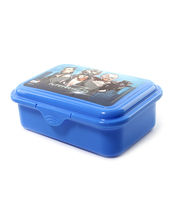 Krrish Monaco Blue Lunch Box Set, blue