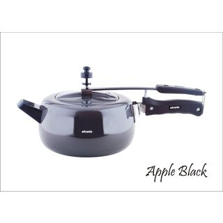Get 23% Discount on  Advanta Premium Pressure Cooker from Infibeam.com Appleblackanodised3.5ltr.jpg.966e6eaa34.999x320x320