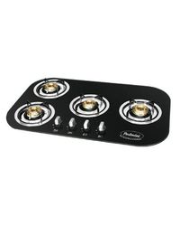 Padmini 4 Burner Hobs CS-402 GL-IB, black